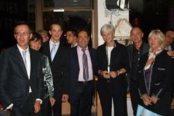 Avec F de Panafieu, A Hidalgo au Crips - sept 2007