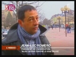 Interview de france 3 pour ELCS à Dijon