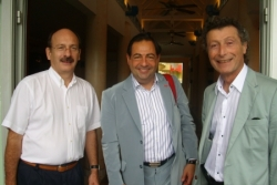 Avec W. Rozenbaum et F. Bourdillon pour le CNS 200