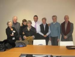 Avec les délégués du Nord - 01.09