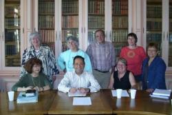 Réunion délégués ADMD à Chartres mai 2008