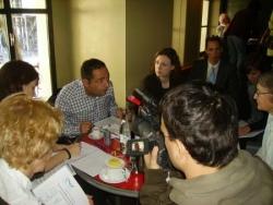 Conférence de presse 17.10.08