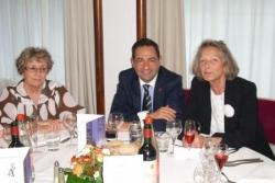 Avec E. Deyris, C. Lassen à Bordeaux le 26.04.08