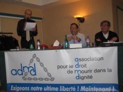 Meeting ADMD janv 2009