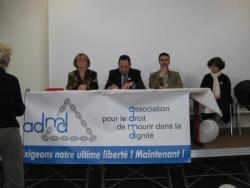 Réunion ADMD Dijon - 25.04.09