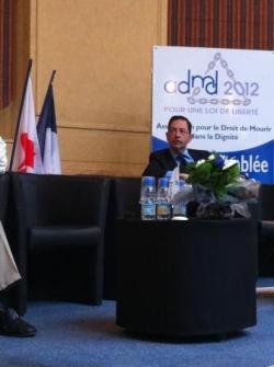 31è AG de l'ADMD - Lille - 18 juin 2011
