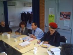 Réunion des délégués ADMD à Toulouse