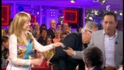 Avec Stone, responsable ADMD, sur France 2