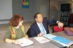 Réunion des délégués à Dijon - 8 mars 2008