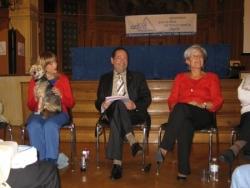 Avec Stone, réunion ADMD Paris - juin 2009