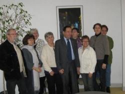 Délégués ADMD à Bourges - 02.09