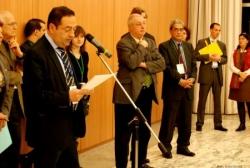 Cocktail d'ouverture du Congrès mondial des ADMD