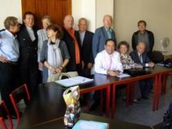 Réunion Délégués ADMD Marseille 2008