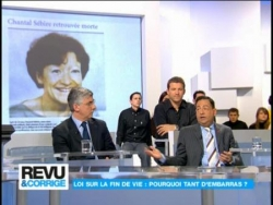 Débat avec M. Gorse sur France 5 mars 2008