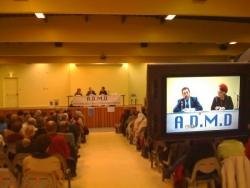 Meeting ADMD à Toulouse - 6 déc 2008
