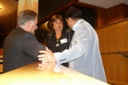 Avec Rob Jonquière (holl) et Marie Humbert