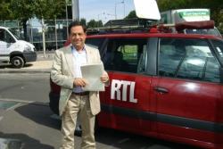 Interview pour ADMD de RTL le 20 sept 2007