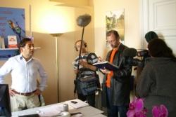 Interview pour ADMD de France 3 le 20 sept 2007
