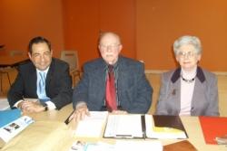Réunion ADMD à Caen le 22 fev 2008 avec C.Michel