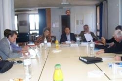 Réunion des délégués à Toulouse en nov 2007