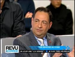 """Dans """"Revu et corrigé"""" sur France 5 - 23 mars 2008"""