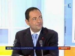 Sur France 3 Poitou Charentes 3 oct 2008