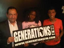 Sur Radio Générations - 11 octobre 2009