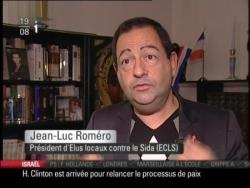 Sur I-télé le 31 octobre 2009