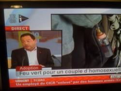 I-télé le 10 novembre 2009