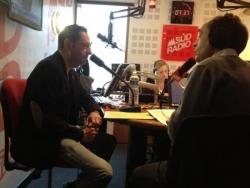 Sud Radio avec R Ménard - 18 mai 2012