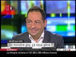 I-télé le 27 janvier 2009
