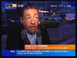 Sur BFM Tv le 2 janvier 2006