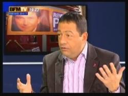 Sur BFM Tv le 26 février 2006