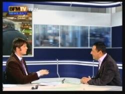 Avec Guillaume Vanhems sur BFM TV le 26 février 20