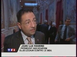20 heures TF1 le 26 novembre 2005