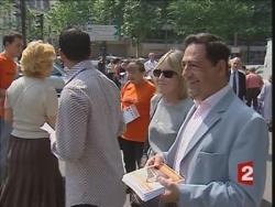 Reportage du JT de France 2 le 25 mai 2007