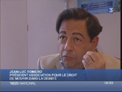 Sur France 3 le JT du 20 sept 2007