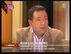 Sur France Ô à l'hebdo le 1er avril 2006