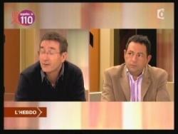 Avec Erric Favereau de Libé sur France Ô