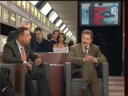 Avec Jean-Michel Blier sur France 3