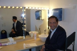 Au maquillage sur Direct 8 le 10 septembre 2007