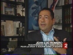 Sur France 2 au JT de 20h le 2 janvier 2006
