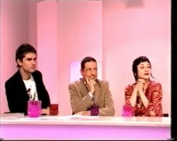 Dans le Set sur Pink en février 2006