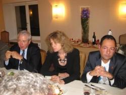 Avec Noëlle Chatelet et Jean-Paul Huchon