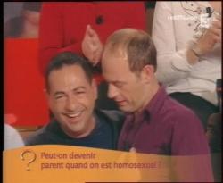 Avec Alain Bouzigues sur France 3 en 2004