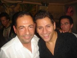 Avec Lionel gagnant de Pop star
