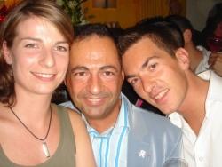 Avec Ludo et Alix