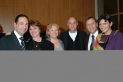 Avec Marie Humbert, Henriette Martinez et Anne Hid