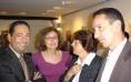 Avec Mireille Dumas, Marie Humbert et Vincent Léna