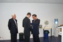 Remise Ordre du Mérite à P. Lohéac - sept 2007